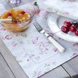 French Linen Table Mats