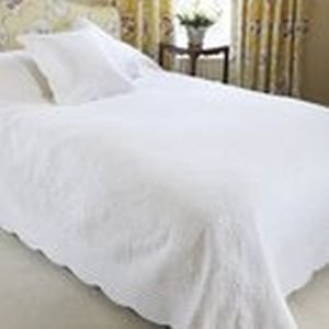 French Style Neutral and Plain Bedcovers